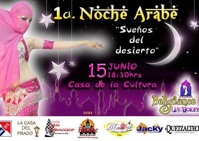 1ra Noche Árabe