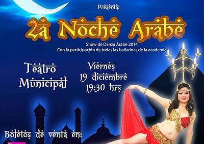 2da Noche Árabe